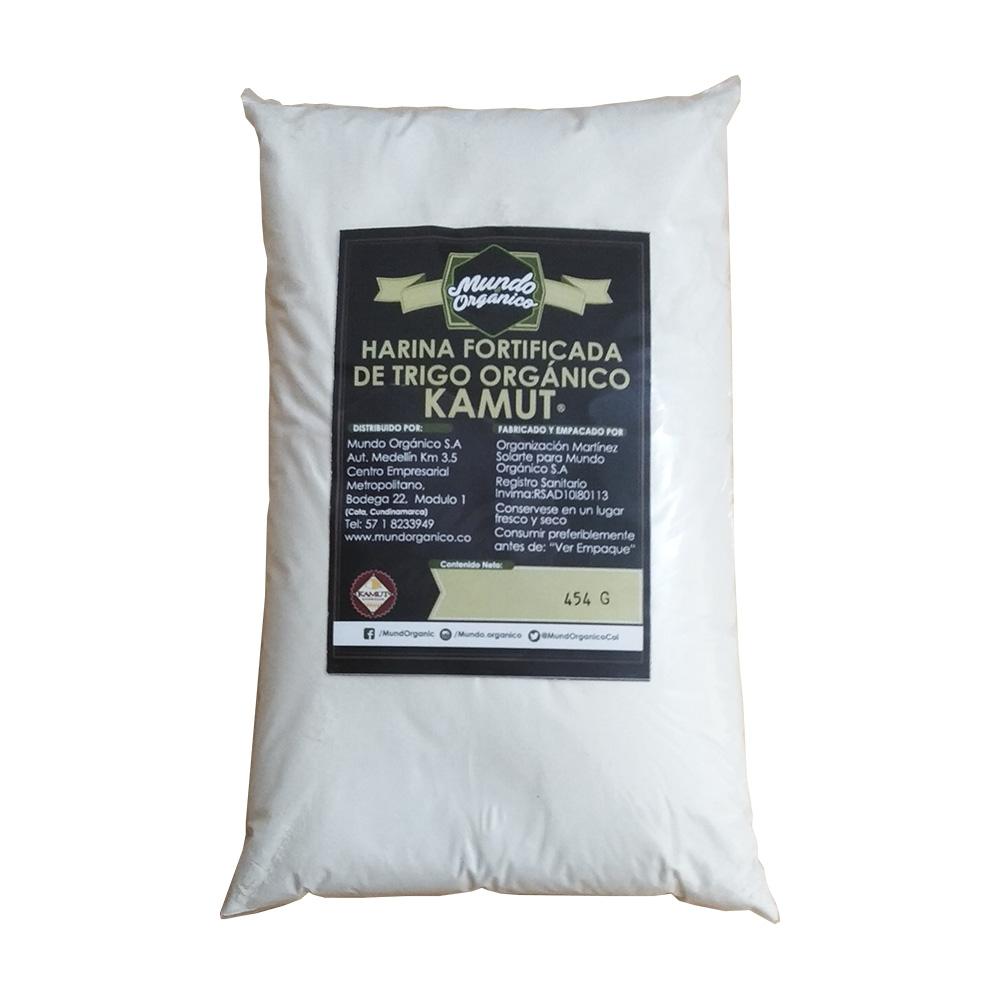 Harina de Trigo Orgánico Kamut®  454 g