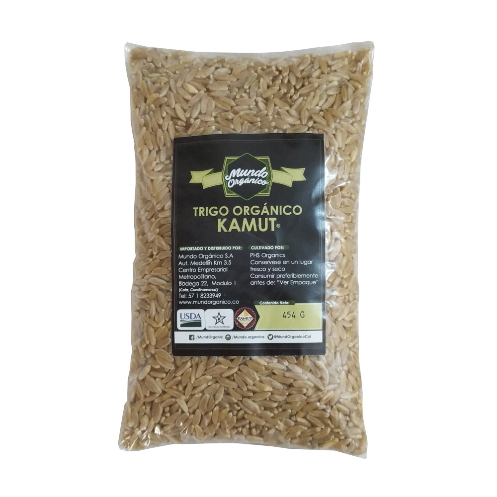 Trigo Orgánico Kamut® 454 g