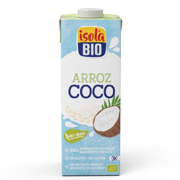 Bebida De Arroz y Coco