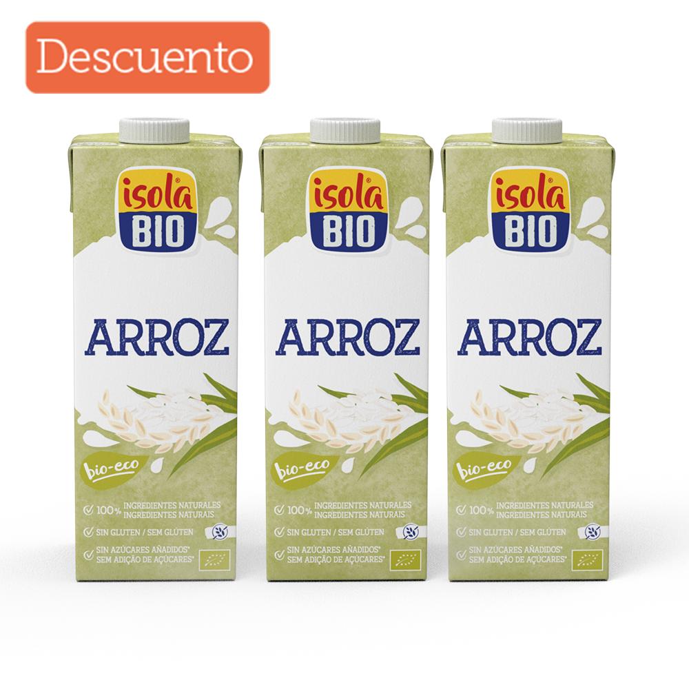 Kit x 3 Bebida de arroz