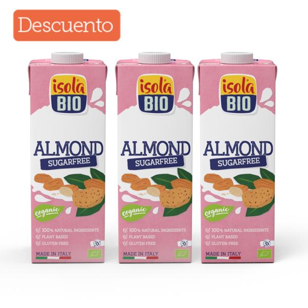 Kit x 3 Bebida de Almendras sin Azúcar