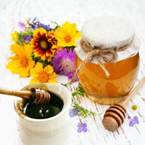 Siropes, mieles y endulzantes